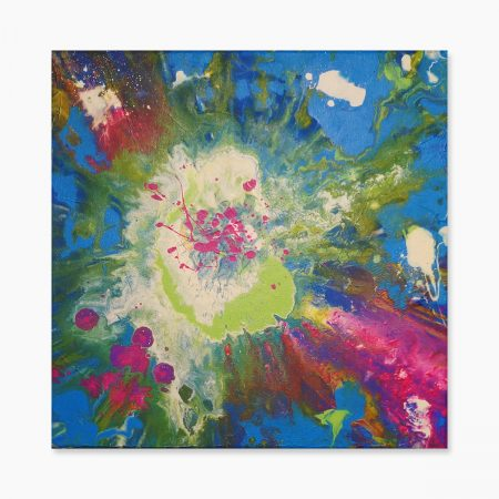 HAPPY ART - universe splash