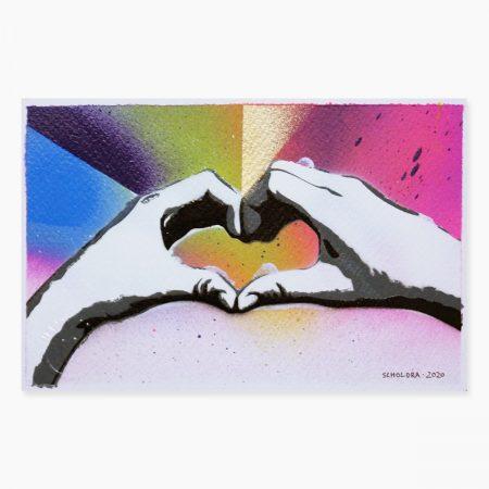 HAPPY ART - love (10)